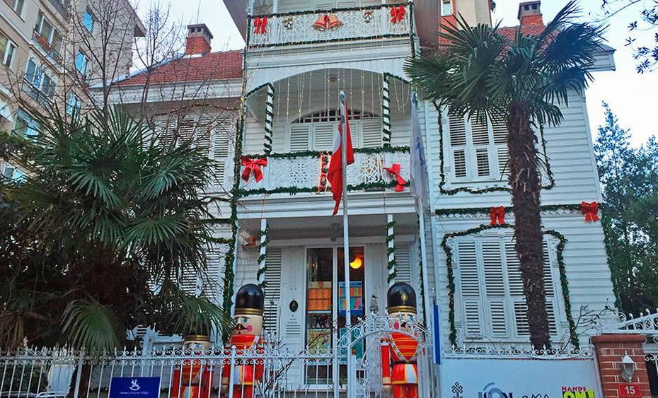 Стамбульский музей игрушек