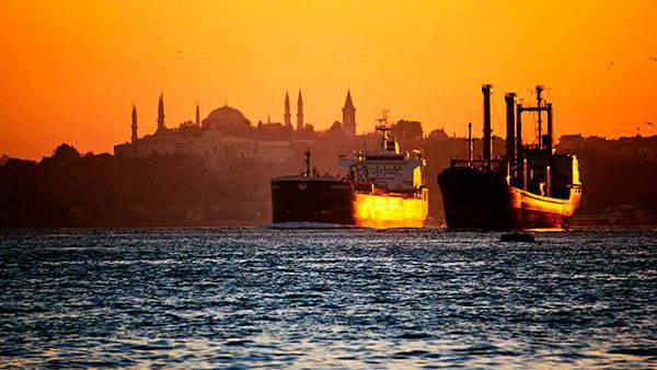 Пролив Босфор (Богазичи) – сердце Стамбула