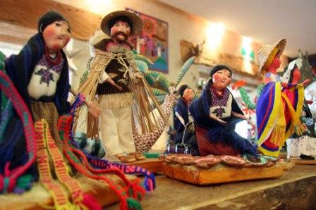 Museo La Casa del Arte Popular Mexicano de Xcaret