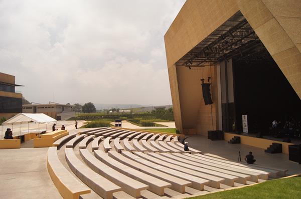 Teatro al Aire Libre del Centro Cultural Mexiquense