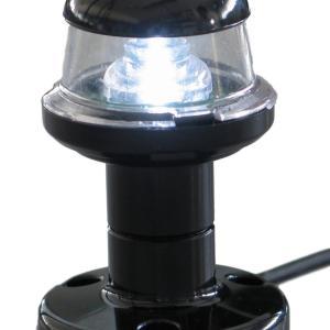 Fanale di via orionis b 12v 360° all-round nero led  3w - Product design