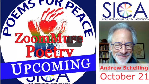 Andrew Schelling, Poems for Peace