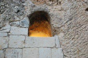 garden tomb - Jerusalem