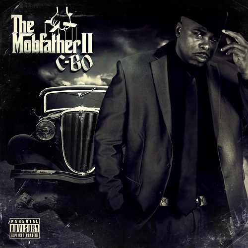 CBo  The Mobfather 2 Cover Art  Tracklist  Sports Hip Hop  Piff  The Coli