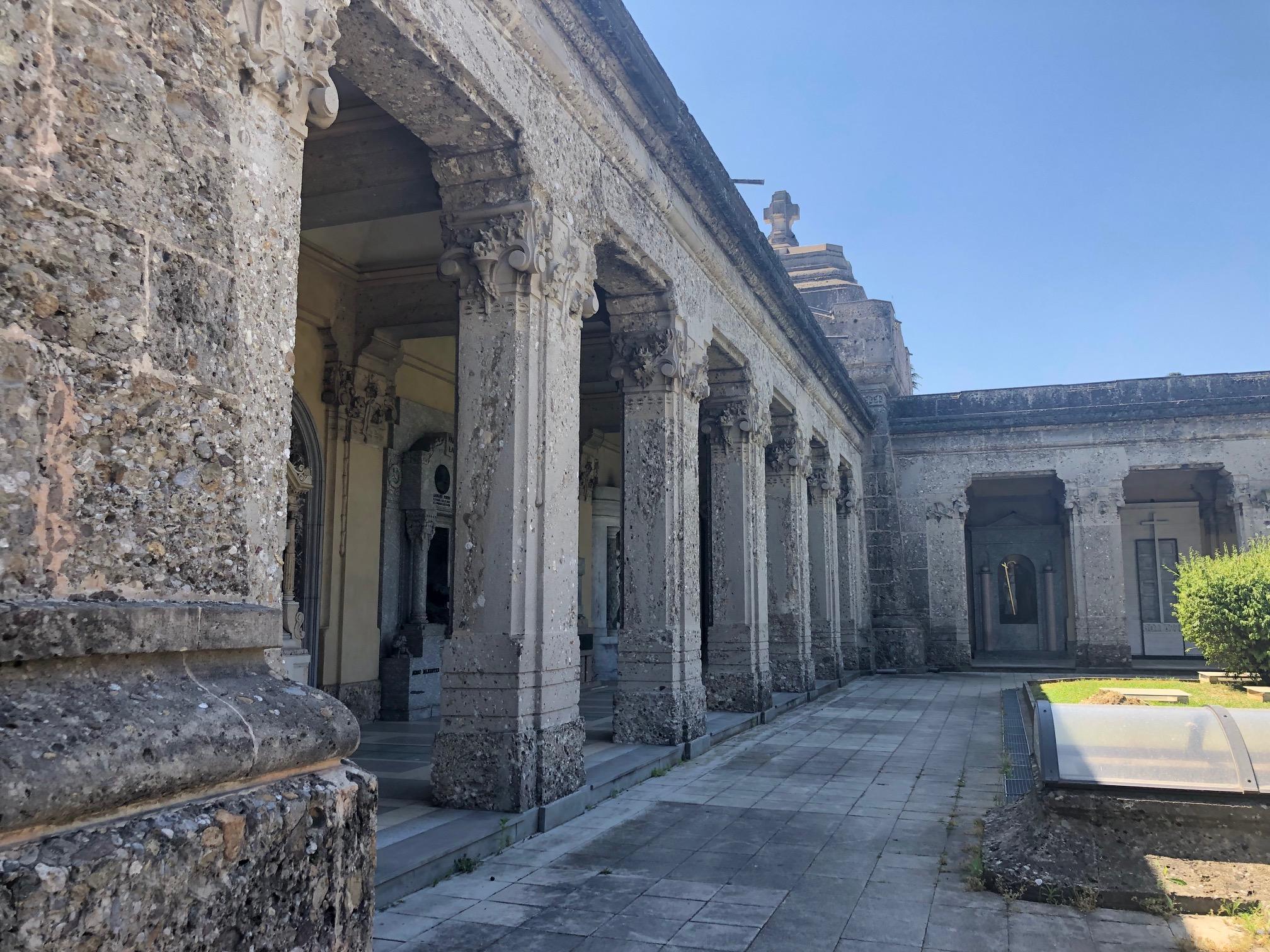 Cimitero Monumentale di Bergamo - SICEM