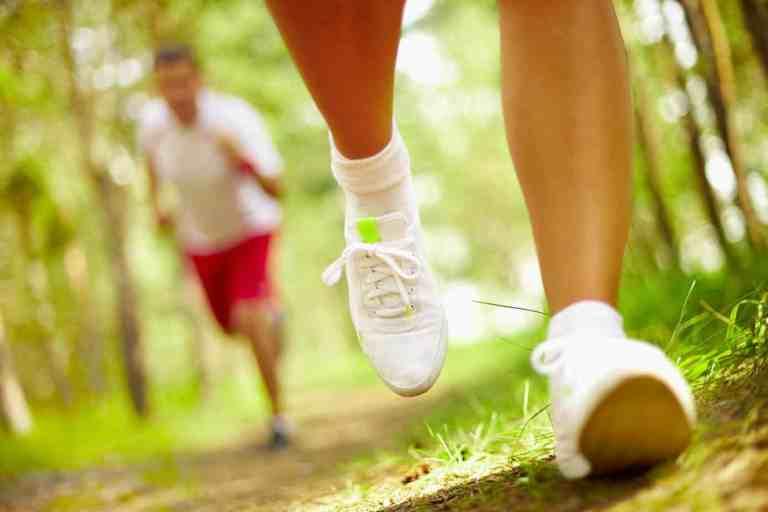 den Selbstheilungs-Code mit moderatem Laufsport knacken