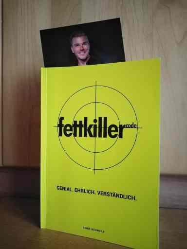 Buch Boris Schwarz Fettkiller Code