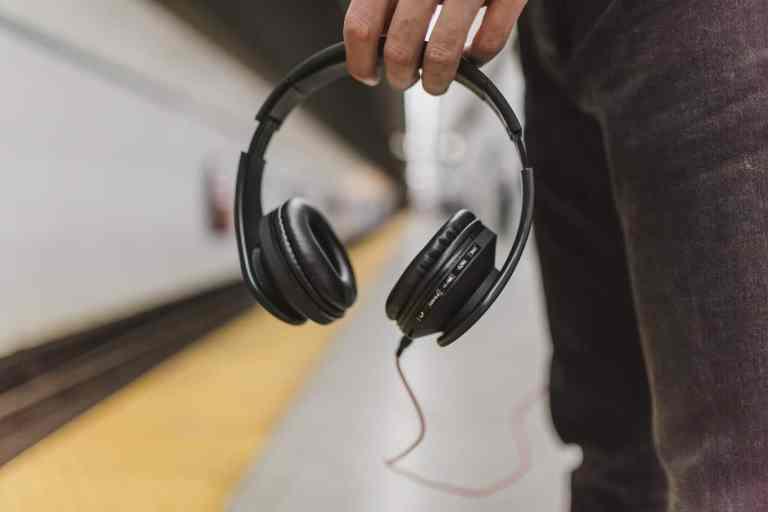 Kopfhörer aufsetzen und bei den richtigen Frequenzen total entspannen