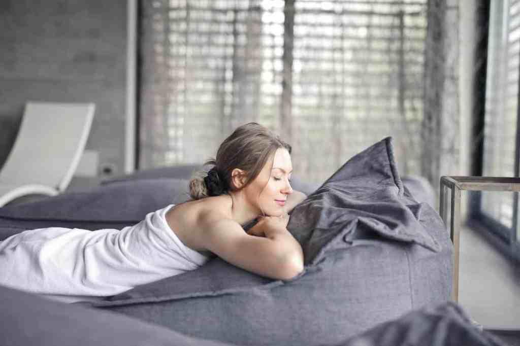 Erholsam Schlafen und Energie tanken