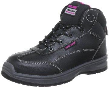 Safety Jogger Force2 Force 2, Unisex-Erwachsene Sicherheitsschuhe, Schwarz (BLK), EU 39 - 1