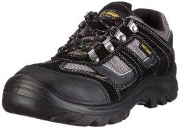Safety Jogger JUMPER, Unisex - Erwachsene Arbeits & Sicherheitsschuhe S3, schwarz, (blk/blk/dgr 117), EU 43 - 1