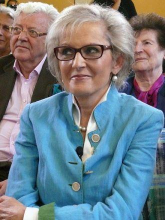 Preisträgerin Evelyn Hecht-Galinski