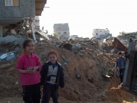 israel war crime photo