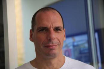 Griechenlands Varoufakis - ein Antisemit? von εγω (φωτογραφία μου) [CC0], via Wikimedia Commons