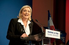 marine le pen photo