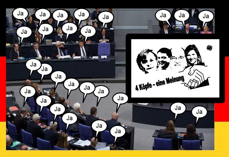 Deutsche Einheitsmeinung