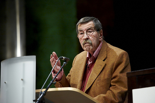 günter grass photo