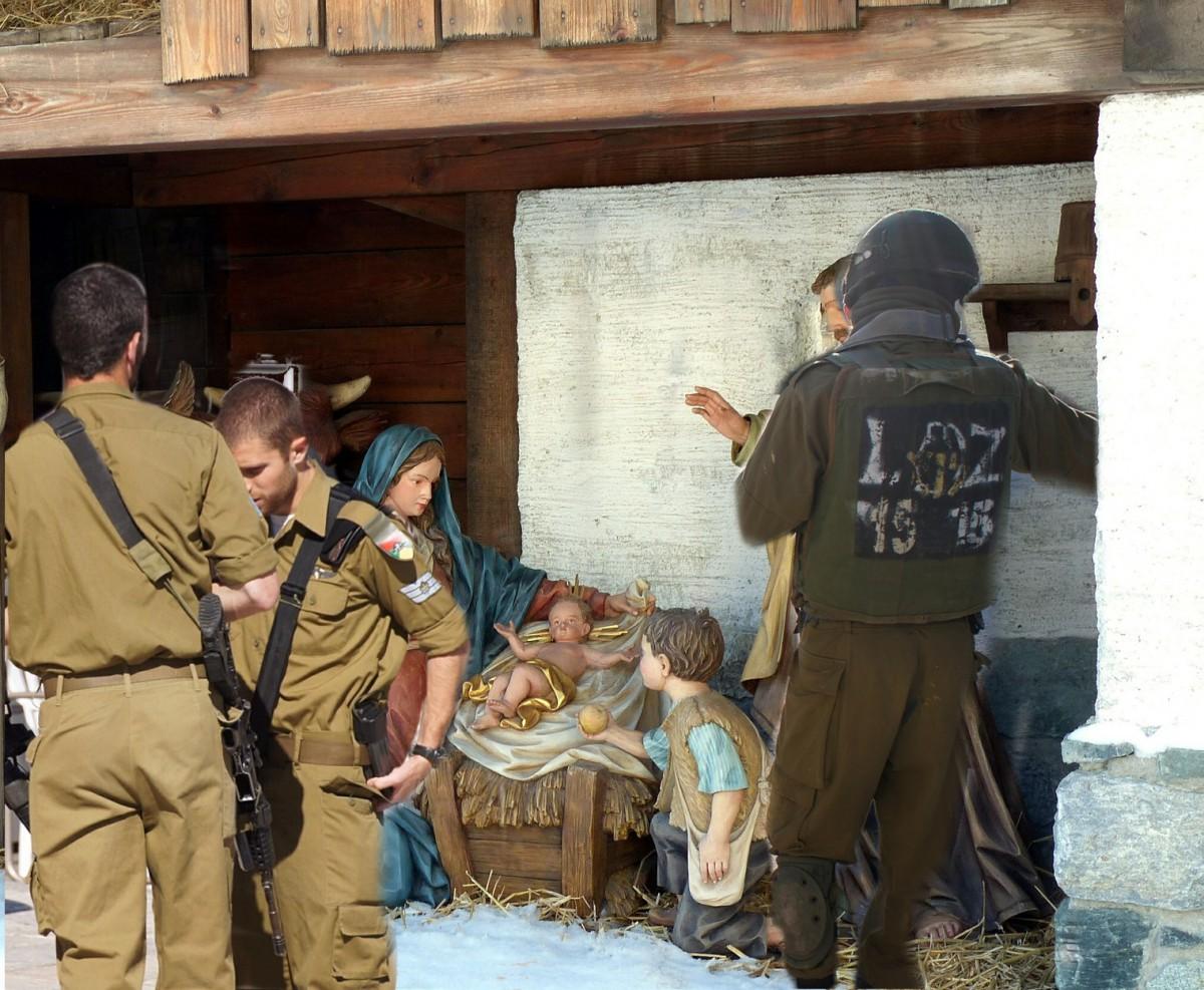 jesus palästina