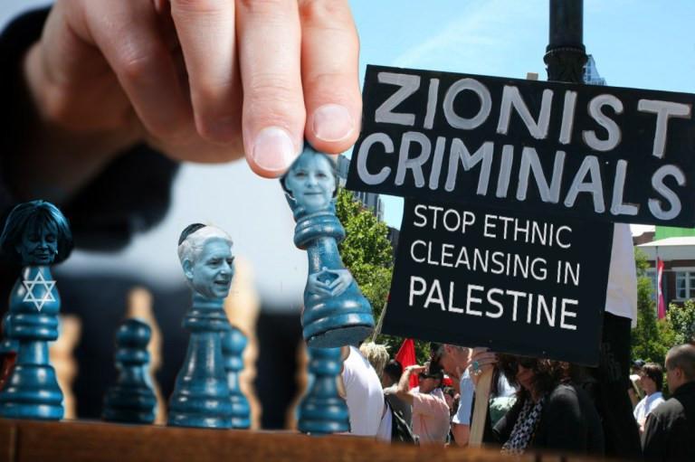 pseudo-zionisten