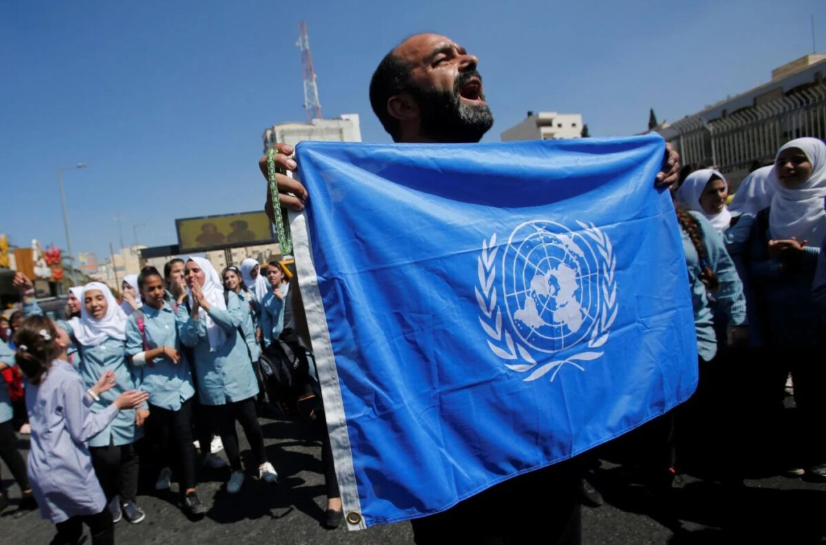 Israel stopped UN-Workers Perm