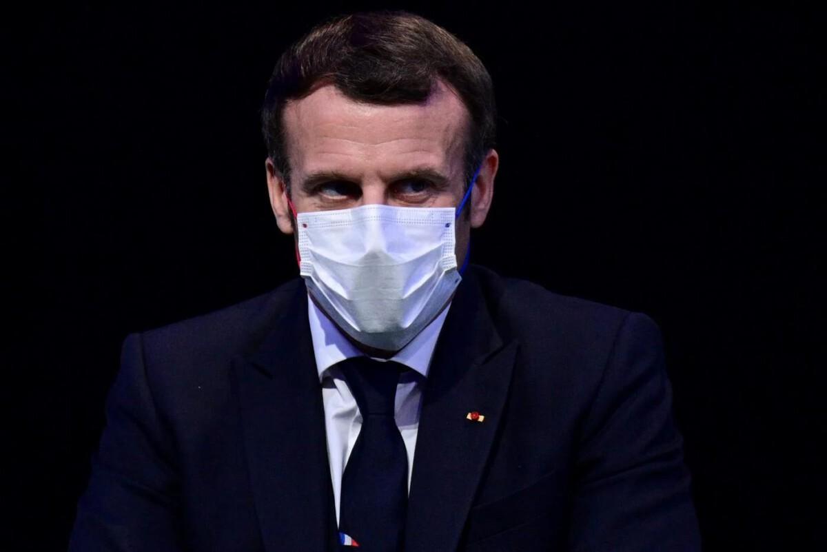 Macron Hearst