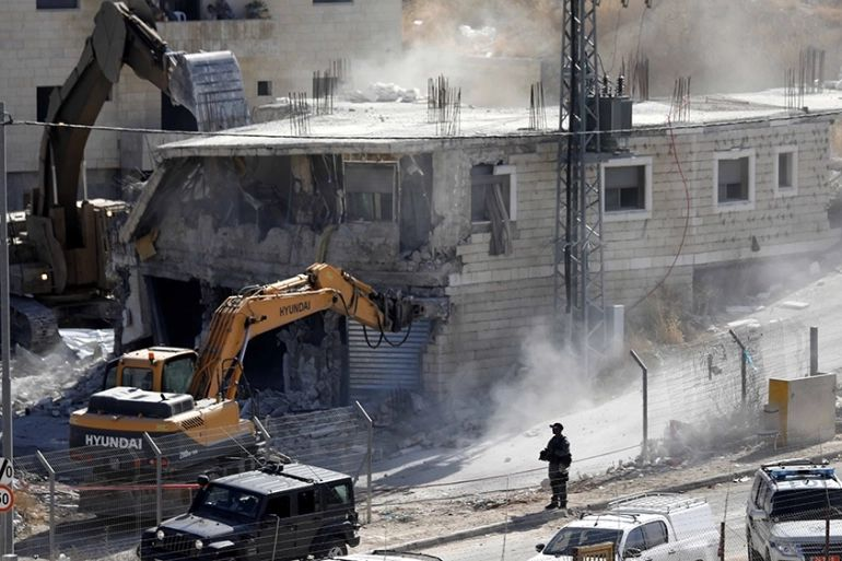 House demolish