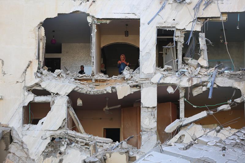 Gaza slaughter fake news