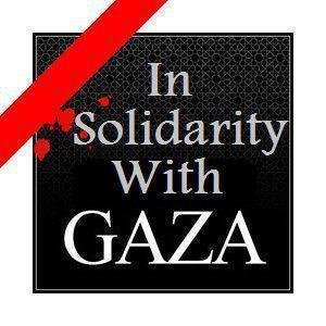InSolidarity with Gaza