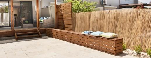 Natürlicher Sichtschutz   Sichtschutz Gartenzaun