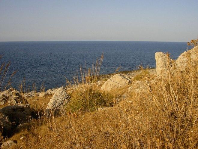 La réserve de Capo Gallo, côté Mondello