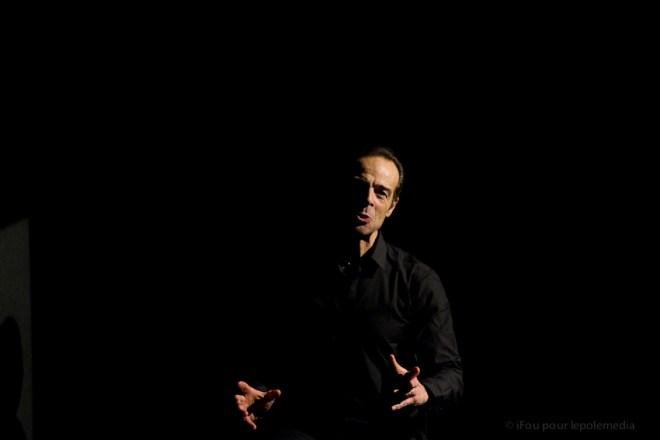 Marco Gambino dans Parole d'Onore ©ifou / le p™ole media