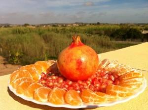 фрукты Сицилии