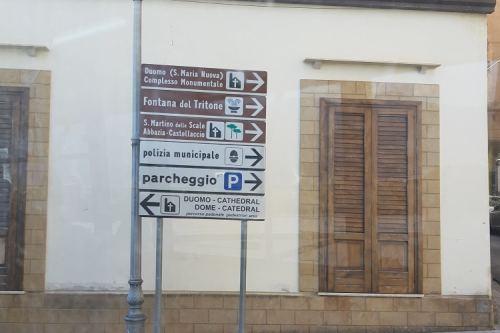 パレルモからモンレアーレへ
