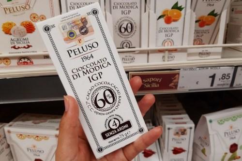 シチリアの『モディカのチョコレート』ってなに?