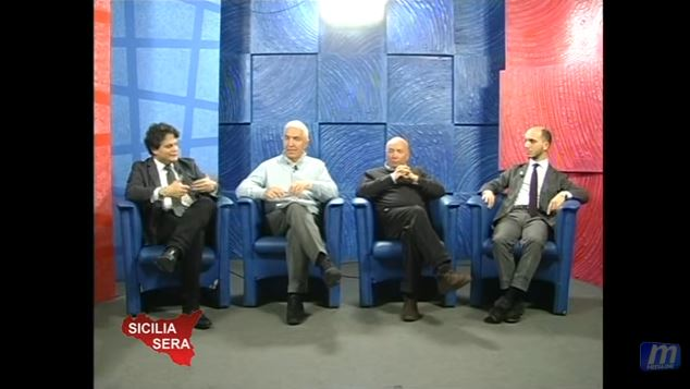 Sicilia Sera 13/02/2017 – Ospiti Vincenzo PERRICONE, Roberto BARBATO e Giuseppe GENCHI