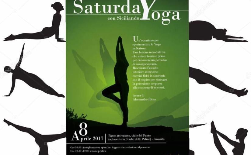 """Siciliando in..movimento..""""Yoga"""""""