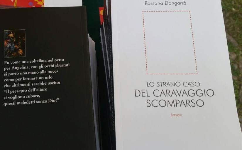 """Video-intervista, Siciliando alla presentazione del libro: """"Lo strano caso del Caravaggio scomparso"""""""
