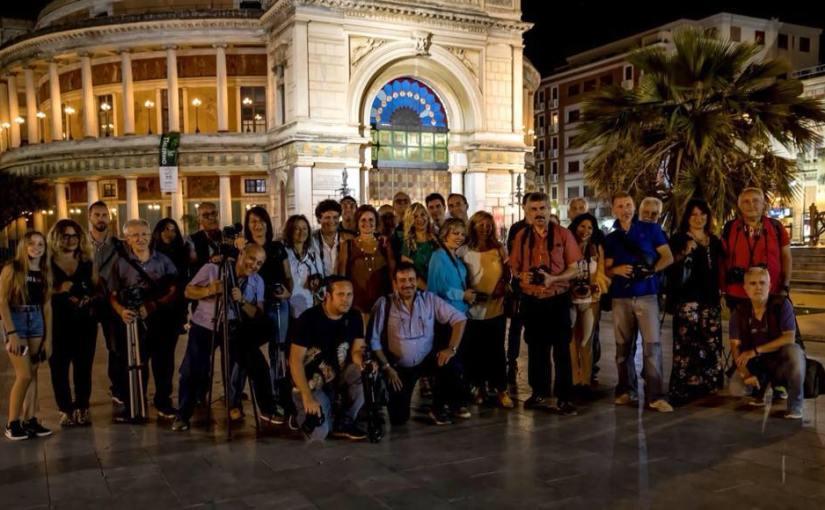 Rassegna eventi, la passeggiata fotografica in notturna tra le bellezze di Palermo