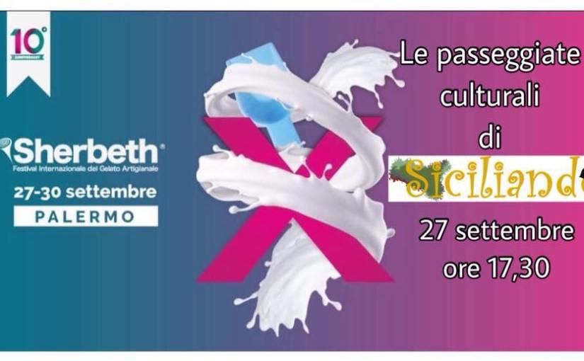 Le passeggiate culturali di Siciliando allo Sherbeth Fest: si ricomincia con il quartiere Seralcadio
