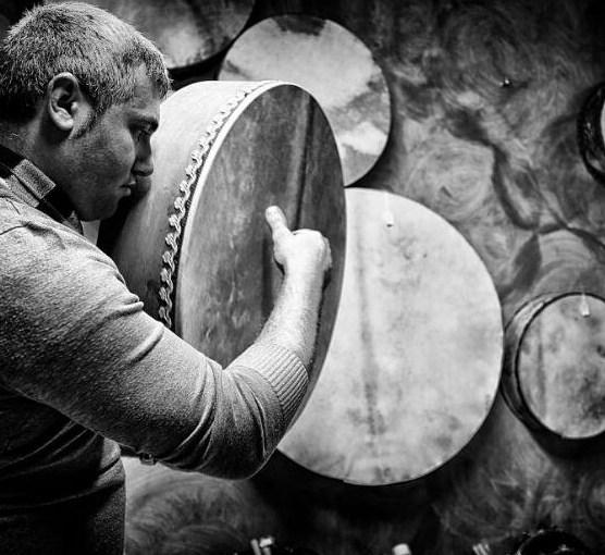 Le interviste di Siciliando: Fabrizio Fazio, l'artigiano del tamburo