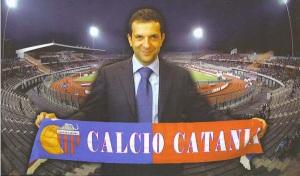 Antonino Pulvirenti presidente Catania Calcio