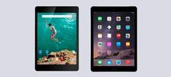 Apple Google tablet