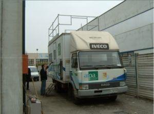 Laboratorio mobile ARPA