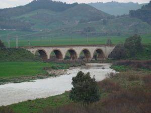 Ponte Cinque Archi Enna