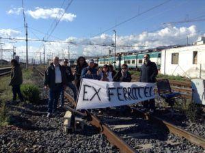 Protesta Ferrotel 31-10-2014