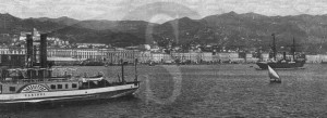 Messina prima del terremoto 1908