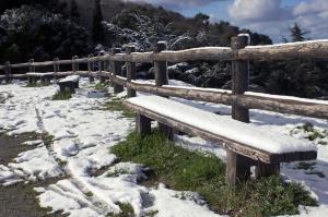 Neve sui Colli Sarrizzo