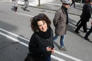 Francesca Fusco, segretario generale Orsa Servizi Sicilia