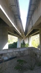 Il viadotto Himera sulla Catania-Palermo, simbolo di un sistema infrastrutturale a pezzi