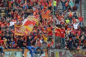 Reggina-Messina 26-5-2015 tifosi Messina 5